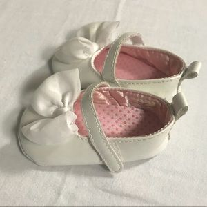 Other - White Baby Dress Shoes